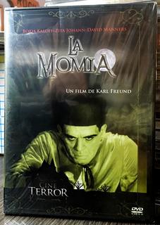 La Momia / The Mummy (1932) Director Karl Freund