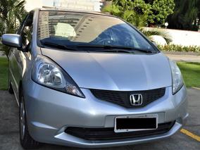 Honda Fit 1.4 Lx Flex 5p