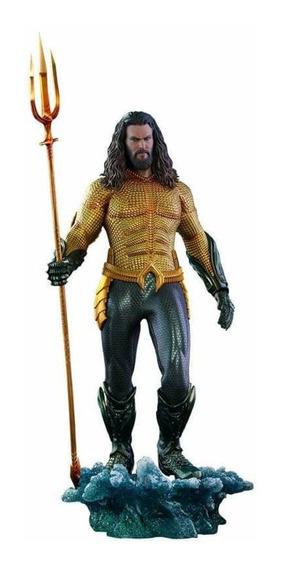 Aquaman Arthur Curry 1/6 Dc Hot Toys Jason Momoa
