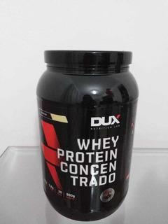 Suplemento Protéico Sabor Baunilha Dux Nutrition 900 Gramas