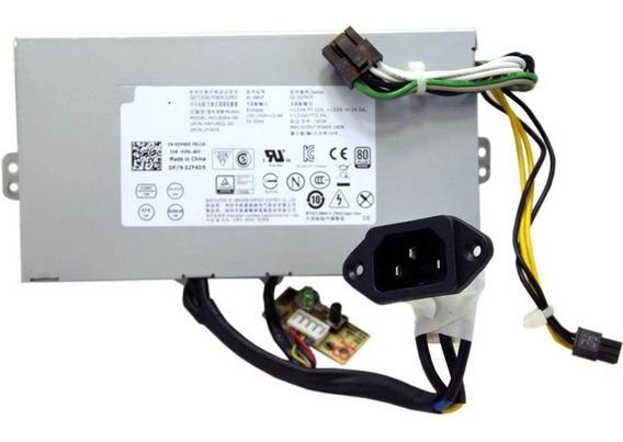 Fonte Dell Optiplex All In One 3030 3048 180w Original Nova