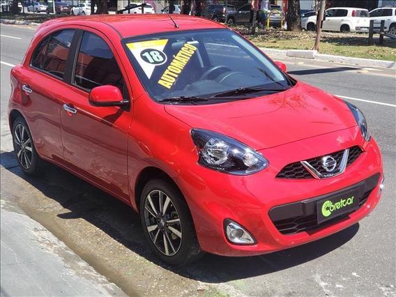 Nissan March 1.6 Sl 16vstart