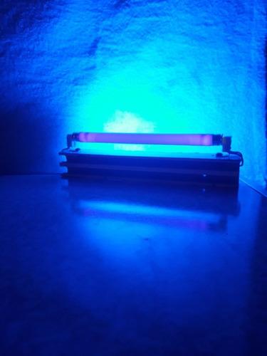Bombillo 6w Luz Ultravioleta Negra T5 Toshiba( Pack 3 Uni)