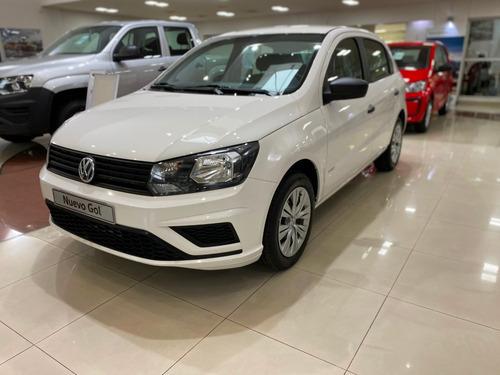 Volkswagen Nuevo Gol Trend 5p Trendline Manual My21 Dm