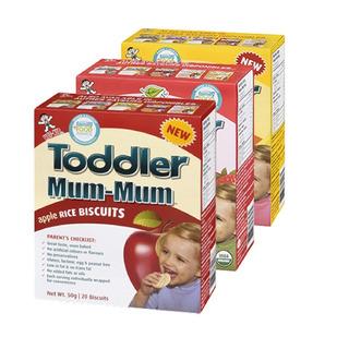 Combo Galletas Toddler Mum Mum