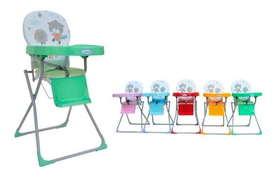 Silla De Comer Bebe Reforzada Plegable Babies-co Babymovil