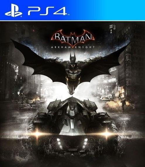 Batman: Arkham Knight Ps4 Digital Original 1