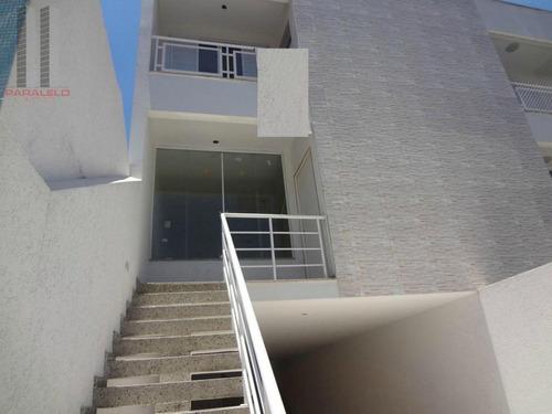Sobrado Residencial À Venda, Mooca, São Paulo. - So0988
