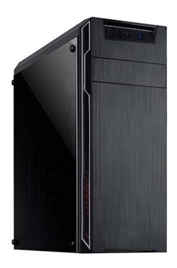Pc Cpu Gamer Amd A6 7400k + Gt 710 2gb / Hdmi, Wifi +jogos