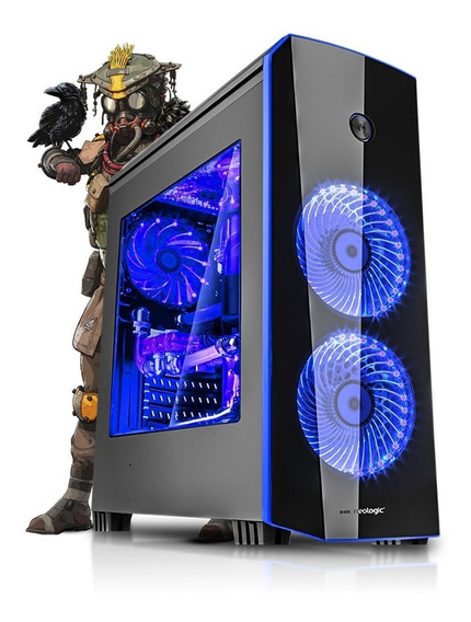 Pc Gamer Neologic Apex Legends I5-7400 8gb (gtx 1060 6gb)1tb