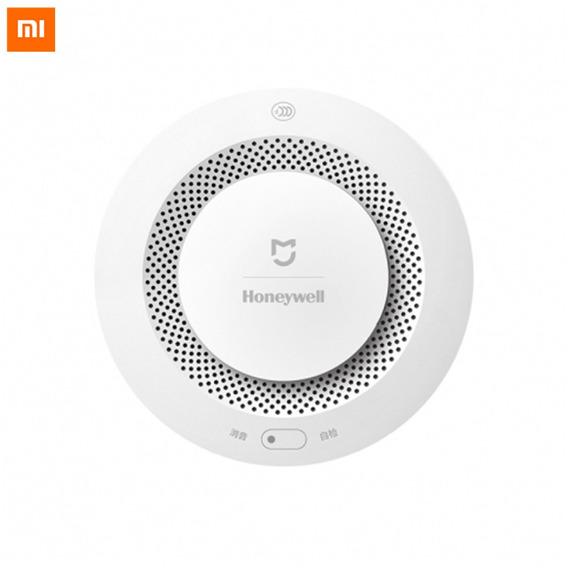 Original Xiaomi Mijia Honeywell Detetor Alarme Fogo Audível