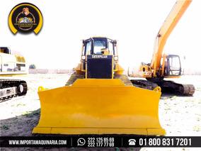 Tractor Sobre Orugas Angledozer Caterpillar D6m Xl