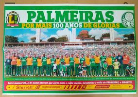 Poster Do Palmeiras - Campeão Série B 2013