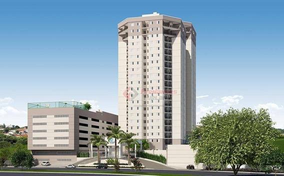 Apartamento Residencial À Venda, Paulicéia, Piracicaba. - Ap0332