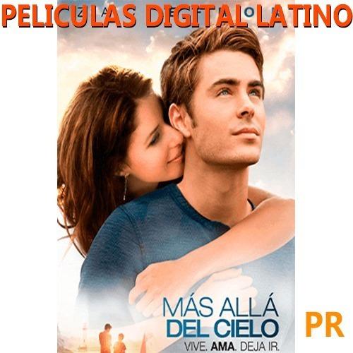 Película Digital Mas Alla Del Cielo Español Latino Mercado Libre