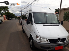 Mercedes Benz Sprinter 313cdi Executiva -ano 2009- Johnnybus