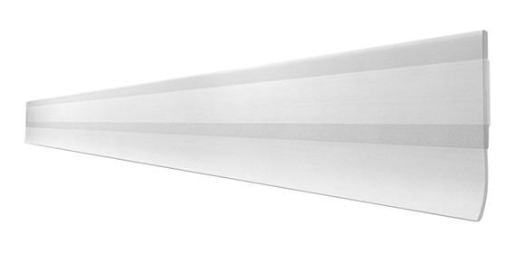 Veda Porta Adesivo 100 Cm Universal Transparente Comfortdoor