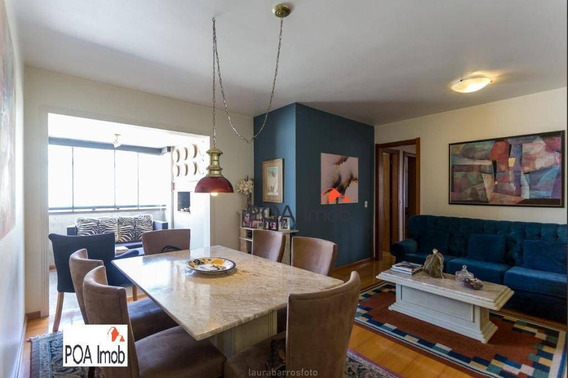 Apartamento Com 3 Dormitórios Para Alugar, 91 M² Por R$ 3.000,00/mês - Menino Deus - Porto Alegre/rs - Ap3283
