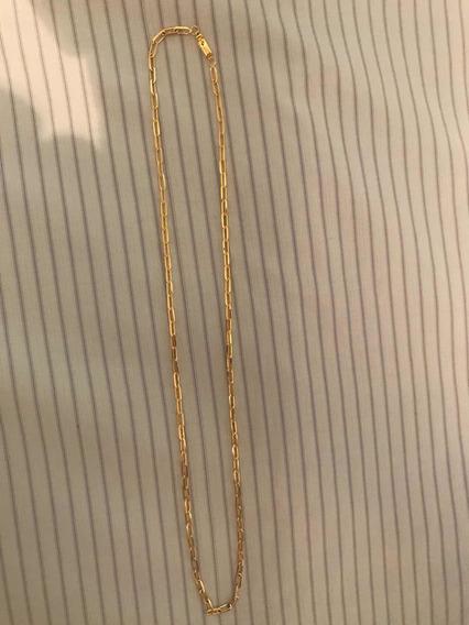 Cartier Banhada A Ouro