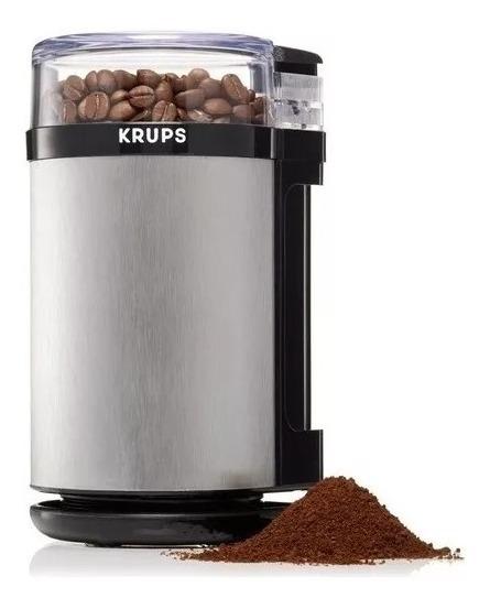 Molino De Café, Semillas Y Alimentos Krups Gx410011 Oferta