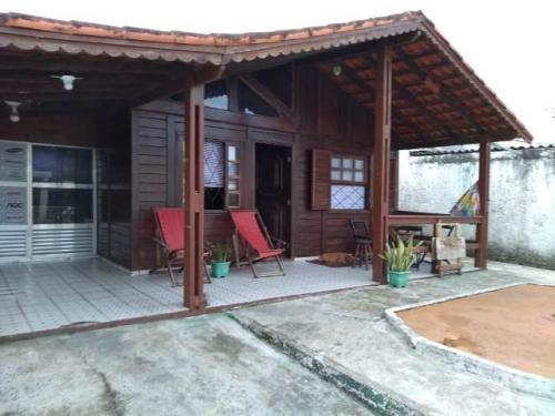 Vendo Casa Com Entrada 80mil Balneario Gaivota Itanhaém Sp