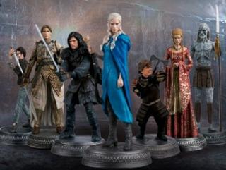 Súper Lote Game Of Thrones Colección La Nacion + 11 Cómics