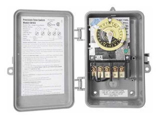 Timer Alberca Gabinete Panda 40 Amp 127/230v Mod: Cd103 -4