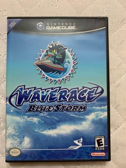 Game Nintendo Gamecube - Waverace Blue Storm