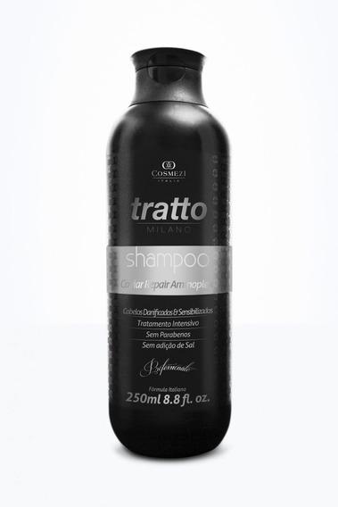 Shampoo De Caviar & Aminoplex Tratto 250ml