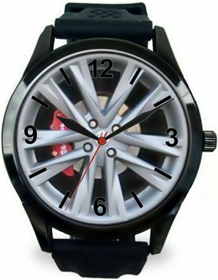 Relógio Pulso Esportivo Personalizado Roda 17 Esportiva Volcano Ventus