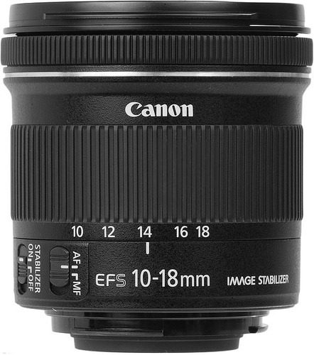 Lente Canon Efs 1018mm F/4.55.6 Is Stm