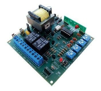 Placa Peccinin Central Eletrônica P2000 Motor Portão