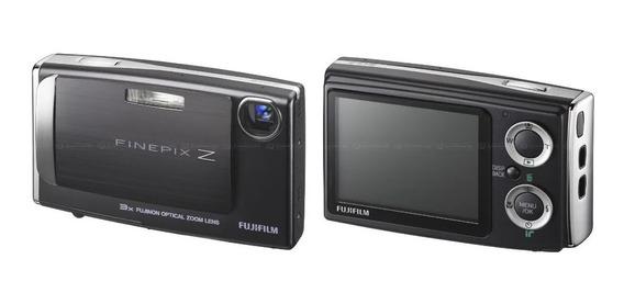 Câmera Digital Fuji Finepix Z10fd - Compacta