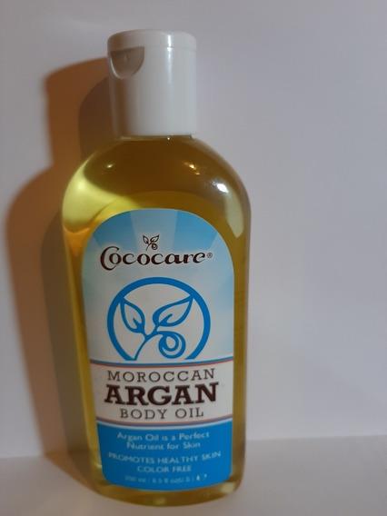 Aceite Moroccan Argan