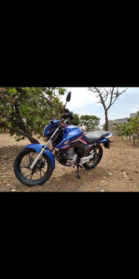 Honda Titan Flex One 160