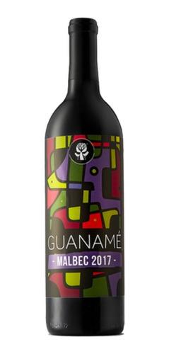 Vino Tinto Guanamé Malbec
