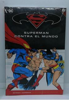 Dc Comic Batman Y Superman Nº 48 Superman Contra El Mundo