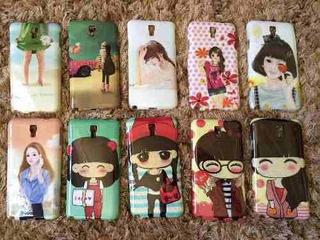 Lote 10 Capinha Samsung Galaxy Note 3 Capa Neo Duos S7502