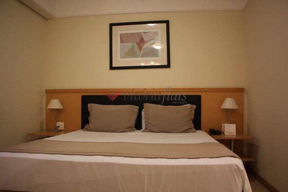 Flat Com 1 Dorm, Vila Clementino, São Paulo - R$ 220 Mil, Cod: 64158412 - V64158412