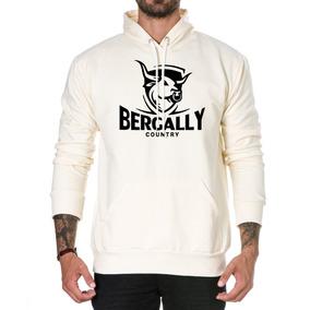 Blusa Moleton Classic Masculino C/ Capus Casaco Bergally