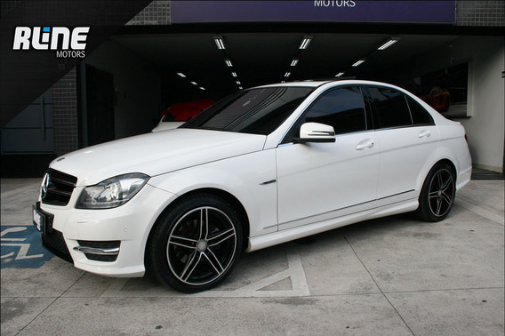 Mercedes Benz C250 2013 Blindada Nivel 3a