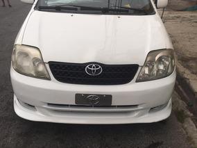 Toyota Corolla 2003 Blanco