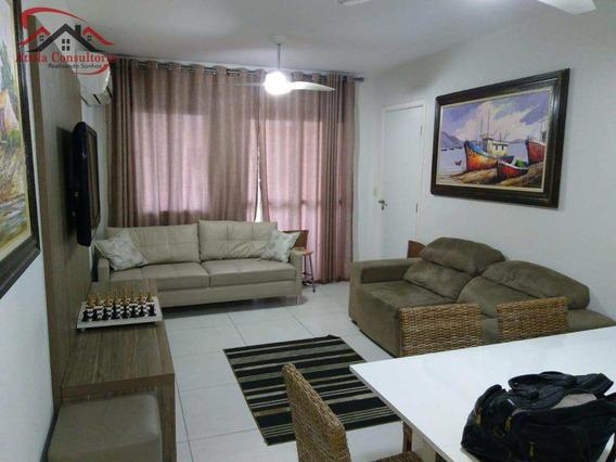 Apartamento Com 3 Dorms, Enseada, Guarujá - R$ 550 Mil, Cod: 508 - V508