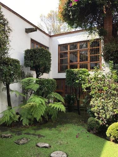 Centro De Coyoacán, Casa Catalogada, Estilo Colonial, Como Oficina, Renta
