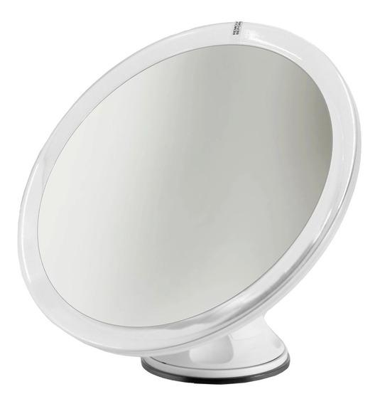 Espejo Maquillaje Baño Con Ventosa Adherible Portatil /e