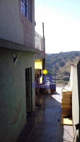 Sobrado Residencial À Venda, Santa Isabel, Santa Isabel - So0732. - So0732