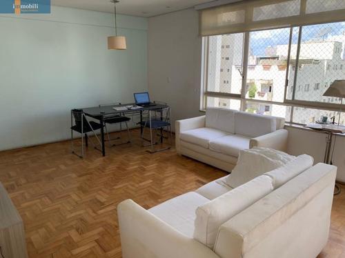 Apartamento Higienópolis - Pc102253