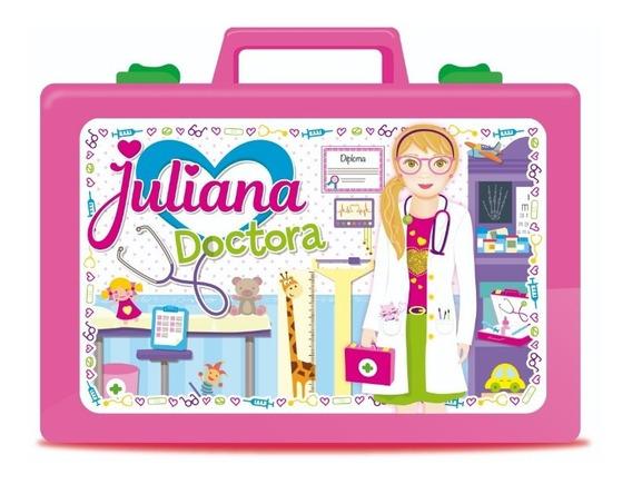 Valija Juliana Doctora Con Accesorios Original
