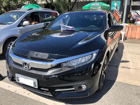 Honda Civic Touring 1.5 Turbo Impecável Revisado Baixa Km!!