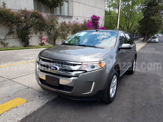 Ford Edge 2013 Limited Piel Qc Excelente Estado!!